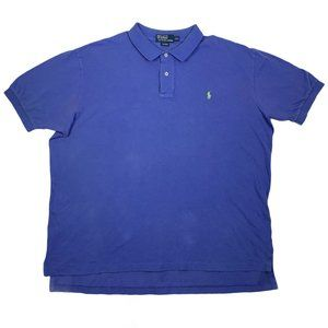 Polo Ralph Lauren Collared Shirt S/S Solid Cotton
